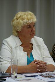 Vārkavas novada domes priekšsēdētāja Anita Brakovska