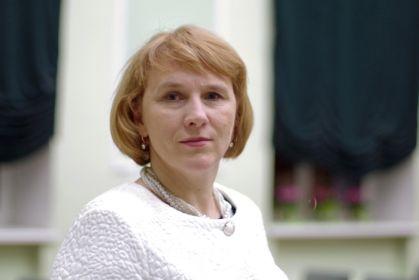 Preiļu novada domes priekšsēdētāja Maruta Plivda
