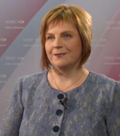 Rugāju novada domes priekšsēdētāja Sandra Kapteine