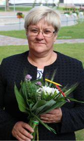 Viļānu novada domes priekšsēdētāja Jekaterina Ivanova