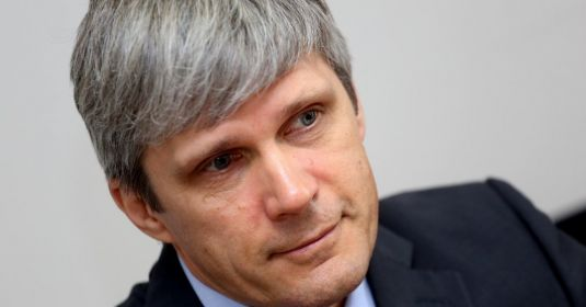 Rēzeknes pilsētas domes priekšsēdētājs Aleksandrs Bartaševičs