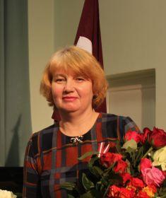Aglonas novada domes priekšsēdētāja Ingūna Barkeviča
