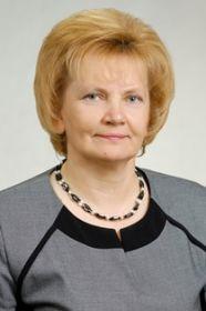 Daugavpils novada domes priekšsēdētāja Janīna Jalinska